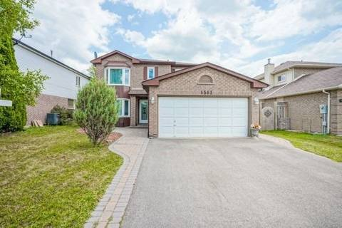 House for sale at 1583 Dellbrook Ave Pickering Ontario - MLS: E4520108