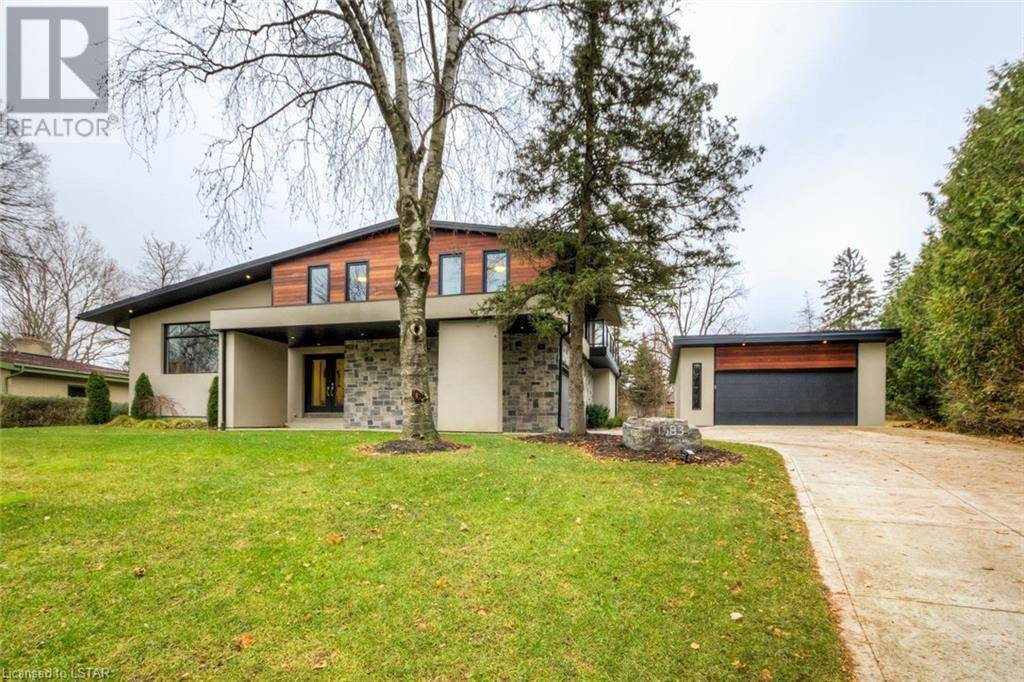 House for sale at 1583 Mcclure Dr London Ontario - MLS: 251280