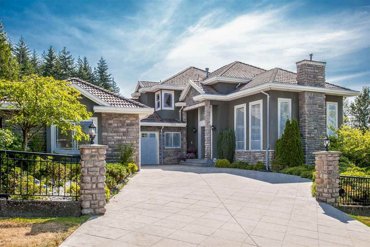 For Sale: 1583 Parkway Boulevard, Coquitlam, BC | 6 Bed, 6 Bath House for $2,688,000. See 20 photos!
