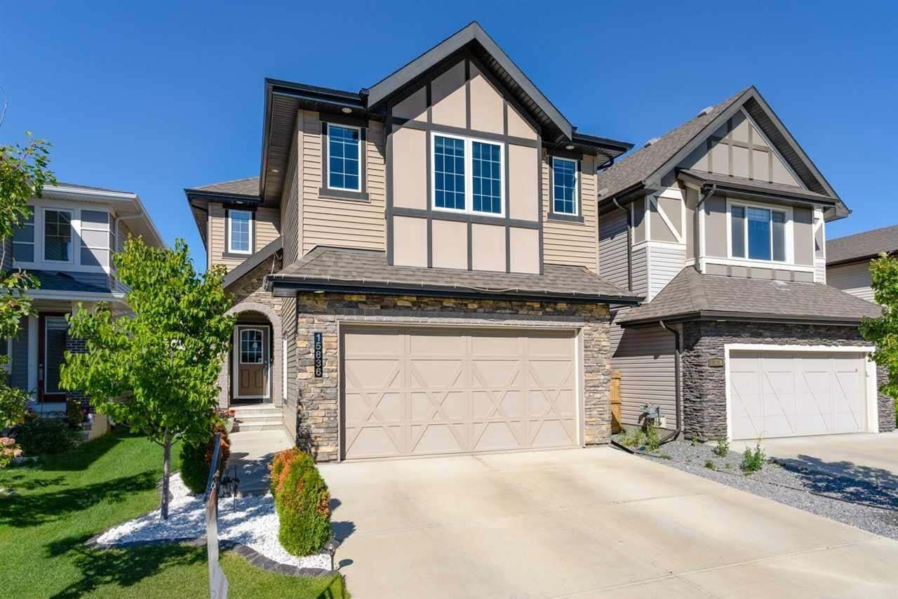 House for sale at 15836 11 Av SW Edmonton Alberta - MLS: E4214466