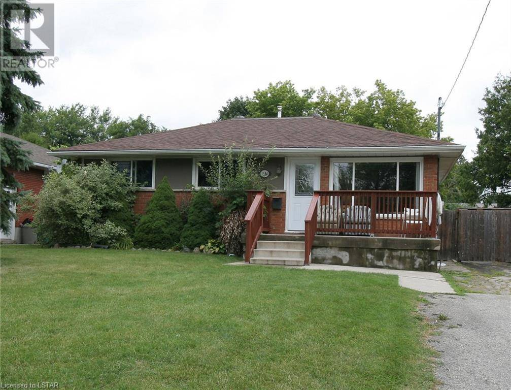 House for sale at 1584 Dixie St London Ontario - MLS: 214182