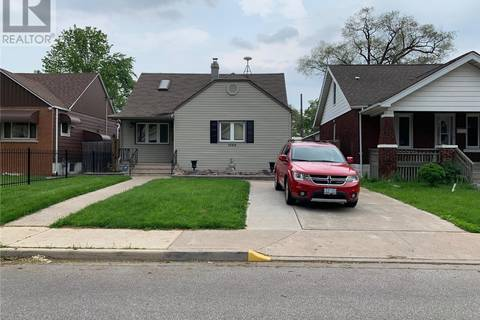 House for sale at 1584 Goyeau  Windsor Ontario - MLS: 19019273