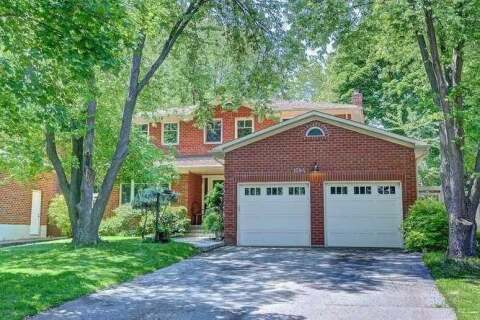 House for sale at 1584 Sherwood Forrest Circ Mississauga Ontario - MLS: W4864904