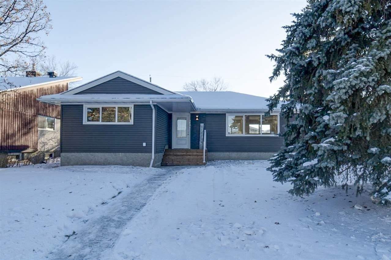 House for sale at 15841 94a Av NW Edmonton Alberta - MLS: E4221844