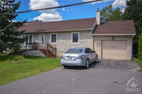 House for sale at 1585 Rosebella Ave Ottawa Ontario - MLS: 1207977