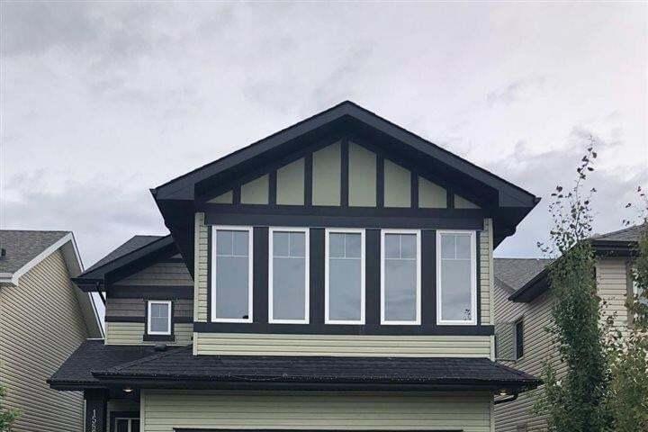 House for sale at 15852 11 Av SW Edmonton Alberta - MLS: E4207411