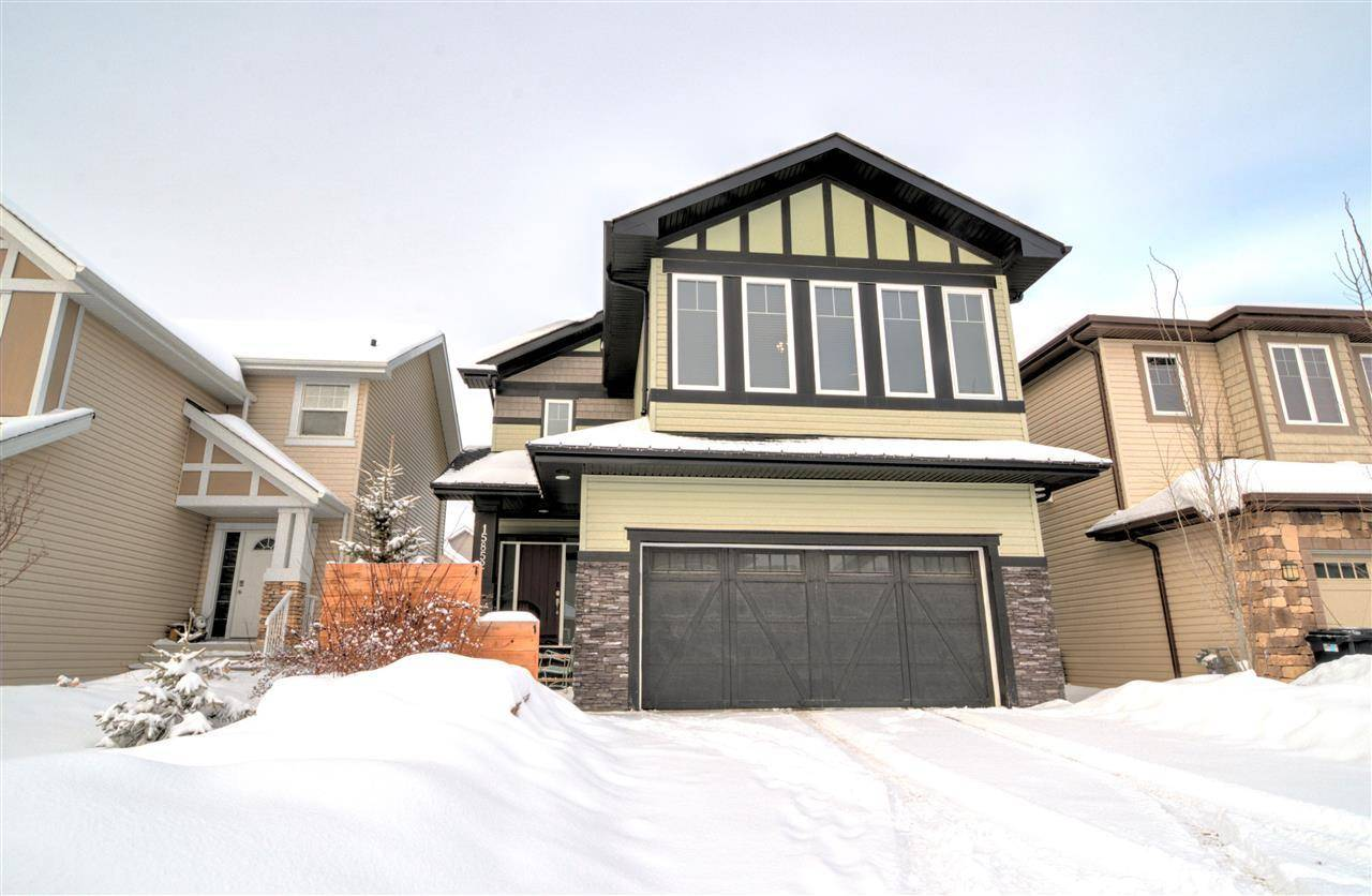 House for sale at 15852 11 Ave Sw Edmonton Alberta - MLS: E4186020