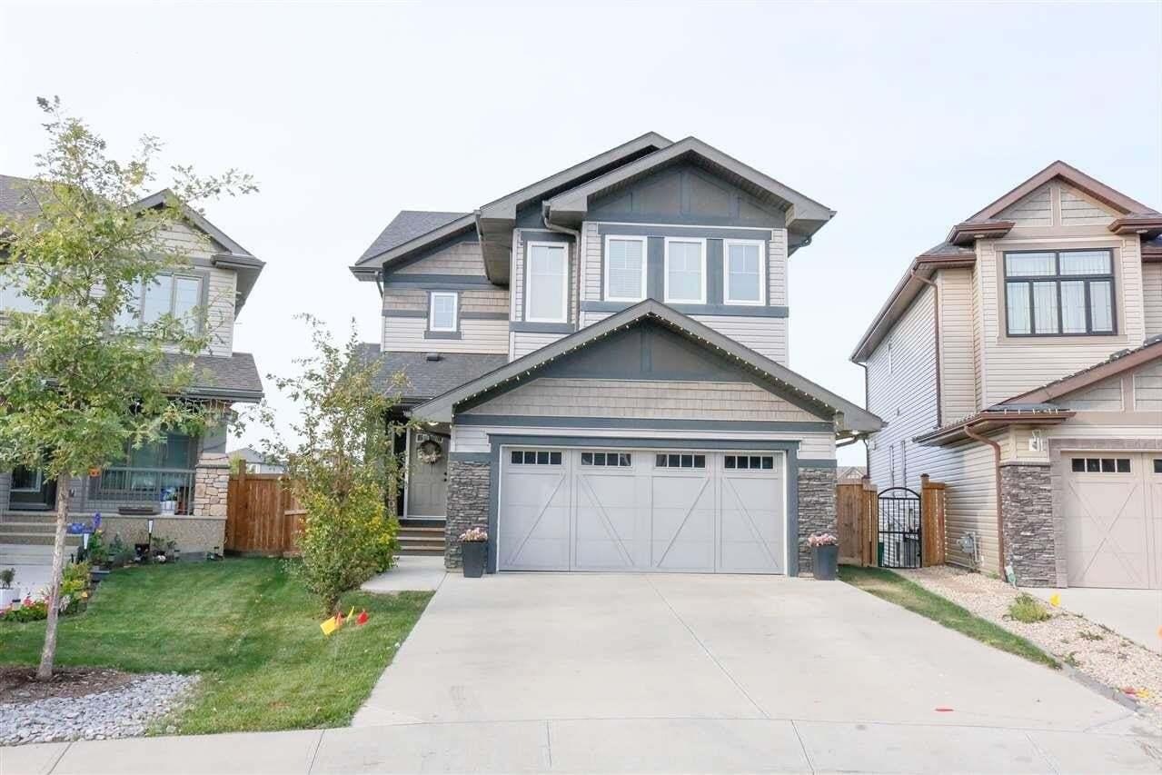 House for sale at 15852 13 Av SW Edmonton Alberta - MLS: E4215798