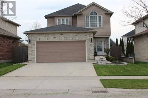 House for sale at 1586 Green Gables Rd London Ontario - MLS: 193768