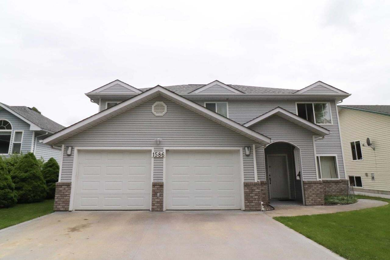 House for sale at 1586 Spring Crescent  Grand Forks British Columbia - MLS: 2452118