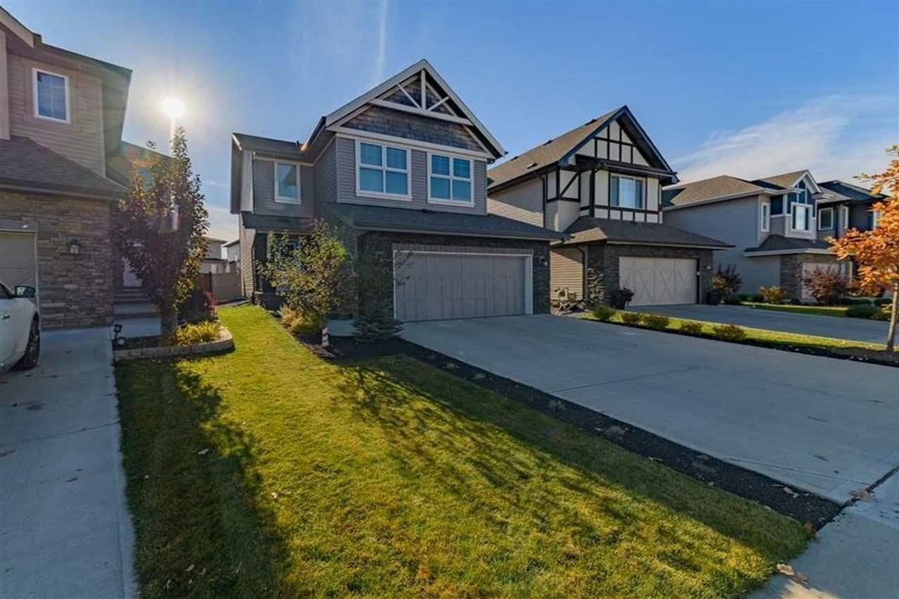 House for sale at 15863 13 Av SW Edmonton Alberta - MLS: E4219236