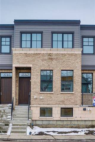 Townhouse for sale at 1587 38 Ave Southwest Calgary Alberta - MLS: C4243601