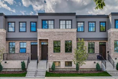 Townhouse for sale at 1587 38 Ave West Calgary Alberta - MLS: C4259724