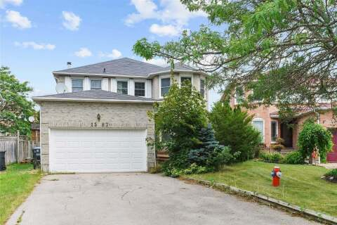 House for sale at 1587 Kingsbank Ct Mississauga Ontario - MLS: W4929643