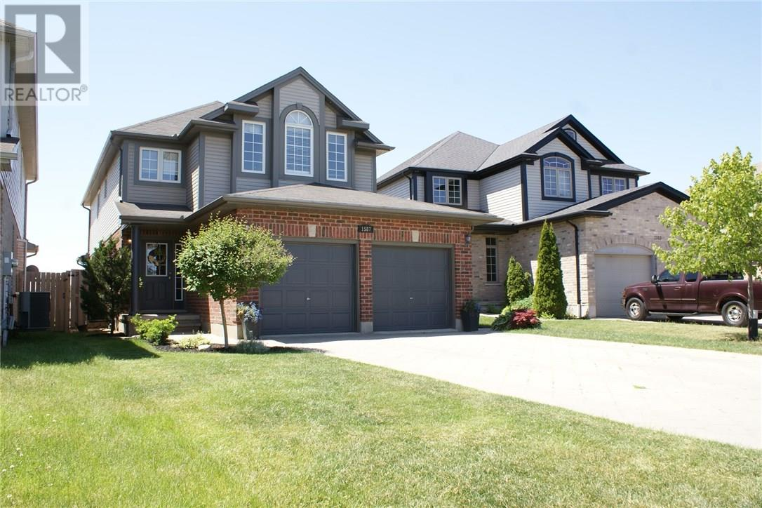 Removed: 1587 Mcneil Place, London, ON - Removed on 2018-09-24 16:54:20