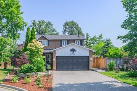 House for sale at 1587 Onondaga Pl Mississauga Ontario - MLS: W4510276
