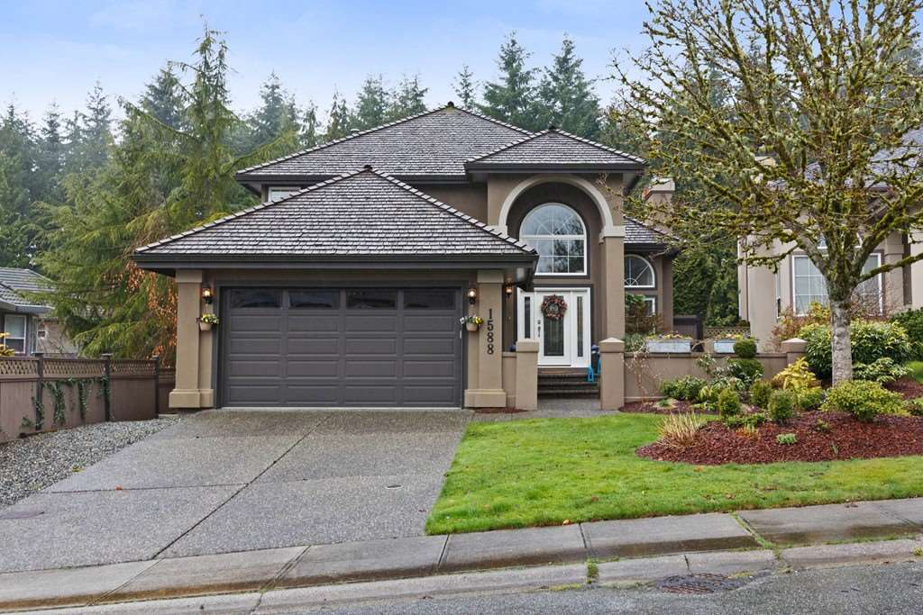 For Sale: 1588 Salal Crescent, Coquitlam, BC | 4 Bed, 4 Bath House for $1,750,000. See 20 photos!