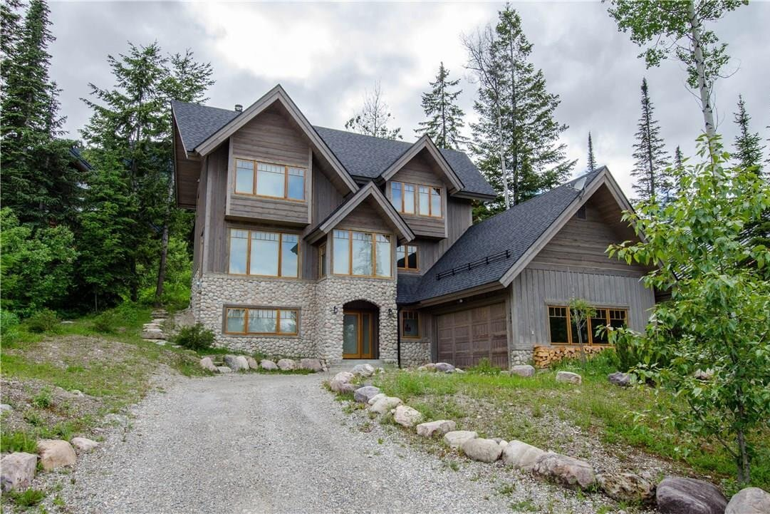 House for sale at 1589 Columbia Valley View Rd Golden British Columbia - MLS: 2437428