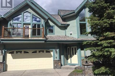 Townhouse for sale at 158 Rundle Cres Canmore Alberta - MLS: 49940