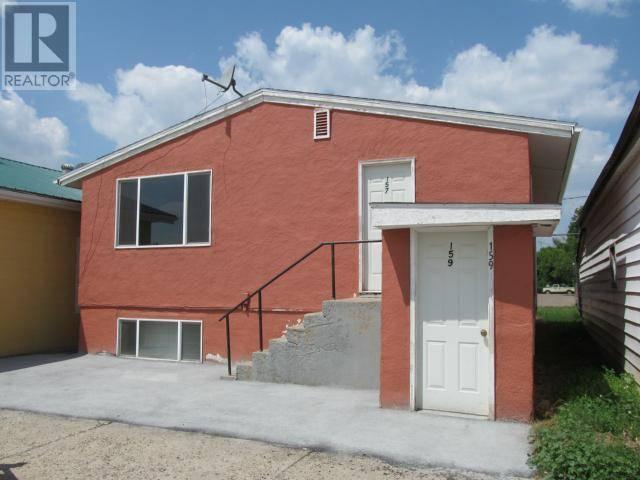 Townhouse for sale at 161 3rd Ave E Unit 159 Shaunavon Saskatchewan - MLS: SK751520
