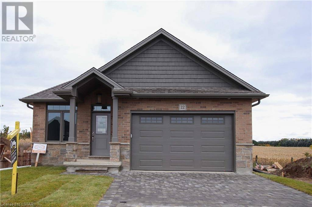 House for sale at 22 Collins Wy Unit 159 Strathroy Caradoc (munic) Ontario - MLS: 212244
