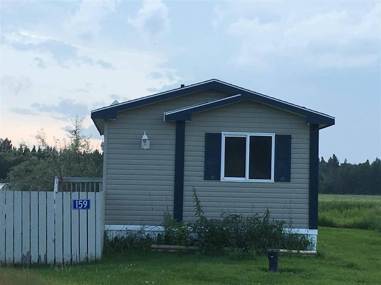 House for sale at 3510 Ste. Anne Tr Unit 159 Rural Lac Ste. Anne County Alberta - MLS: E4170165