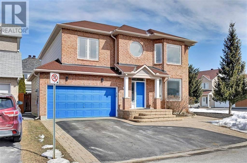 House for sale at 159 Annapolis Circ Ottawa Ontario - MLS: 1186603