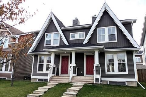 Townhouse for sale at 159 Auburn Bay Blvd Southeast Calgary Alberta - MLS: C4274434