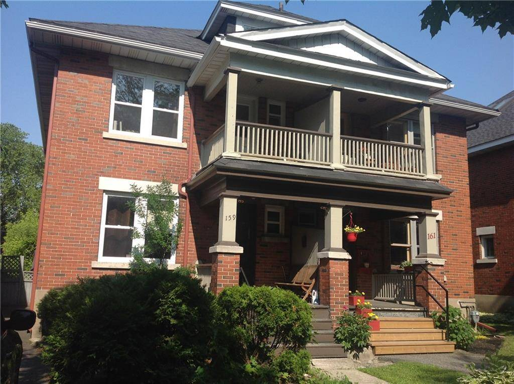 House for rent at 159 Bayswater Ave Ottawa Ontario - MLS: 1164258