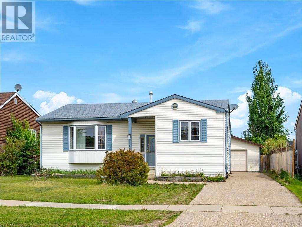 House for sale at 159 Brett Dr Fort Mcmurray Alberta - MLS: fm0186701
