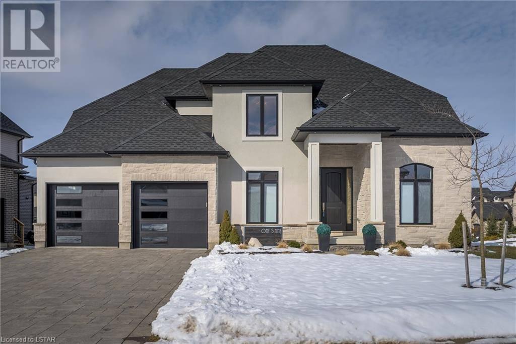 House for sale at 159 Castlehill Cs London Ontario - MLS: 242007