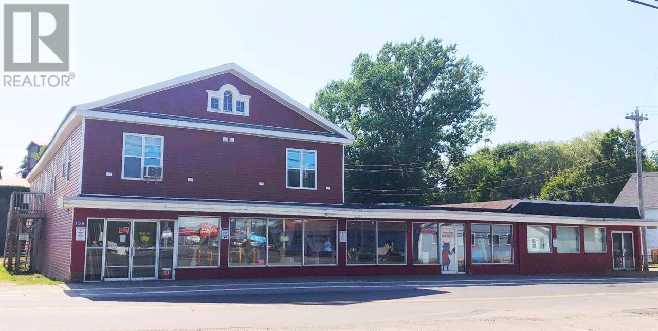Commercial property for sale at 159 Commercial St Middleton Nova Scotia - MLS: 201918991