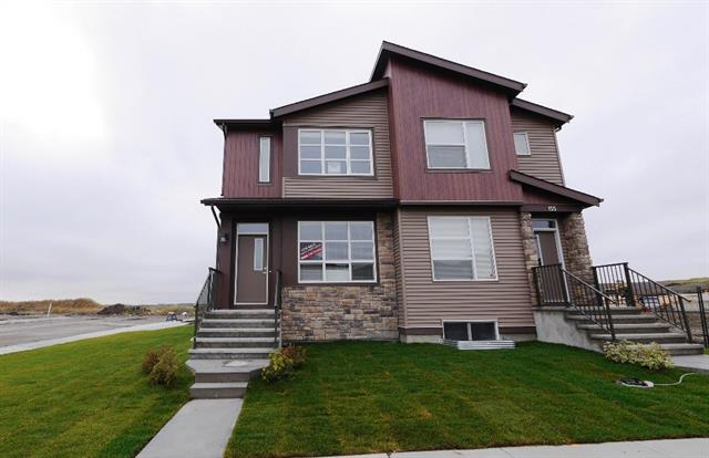For Sale: 159 Cornerstone Avenue Northeast, Calgary, AB | 3 Bed, 3 Bath Townhouse for $398,900. See 15 photos!