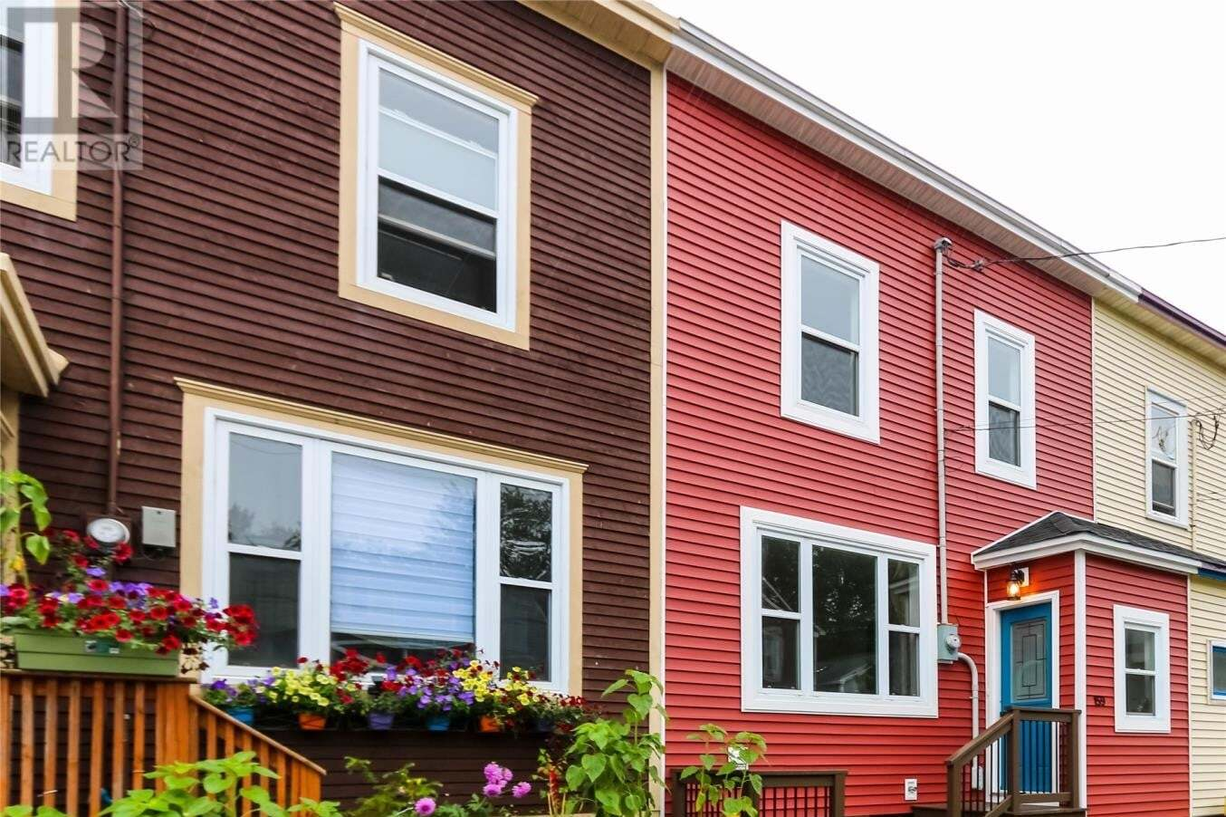 House for sale at 159 Craigmillar Ave St. Johns Newfoundland - MLS: 1221278