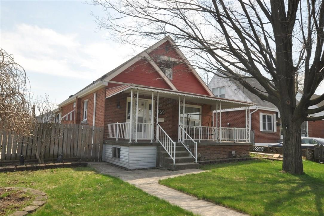 Removed: 159 David Avenue, Hamilton, ON - Removed on 2018-06-29 22:18:12