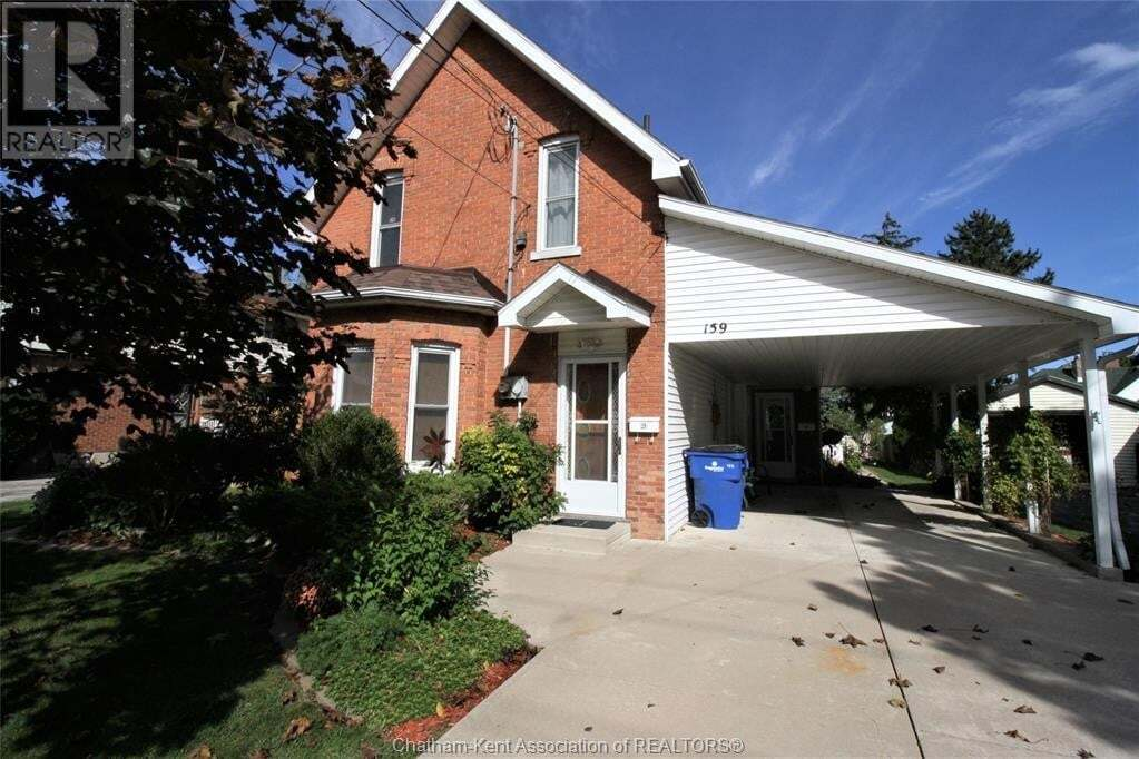 House for sale at 159 Delaware Ave Chatham Ontario - MLS: 20013928