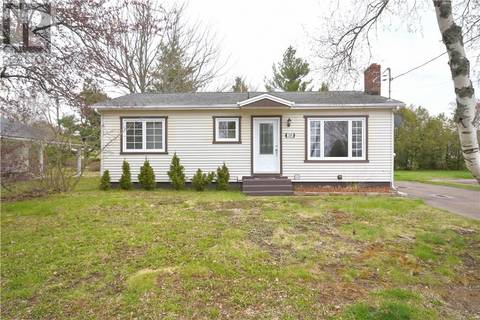 House for sale at 159 Drummond  Moncton New Brunswick - MLS: M122138