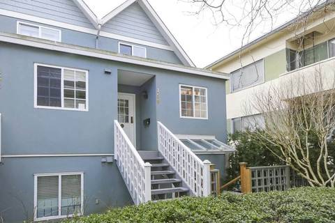 Townhouse for sale at 159 4th St E North Vancouver British Columbia - MLS: R2349876
