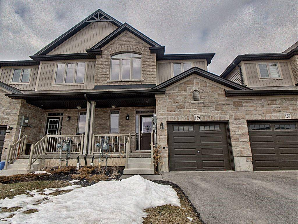 Townhouse for sale at 159 Fall Fair Wy Binbrook Ontario - MLS: H4072935