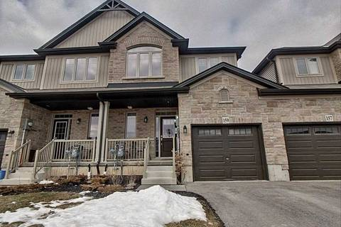 Townhouse for sale at 159 Fall Fair Wy Hamilton Ontario - MLS: X4697396