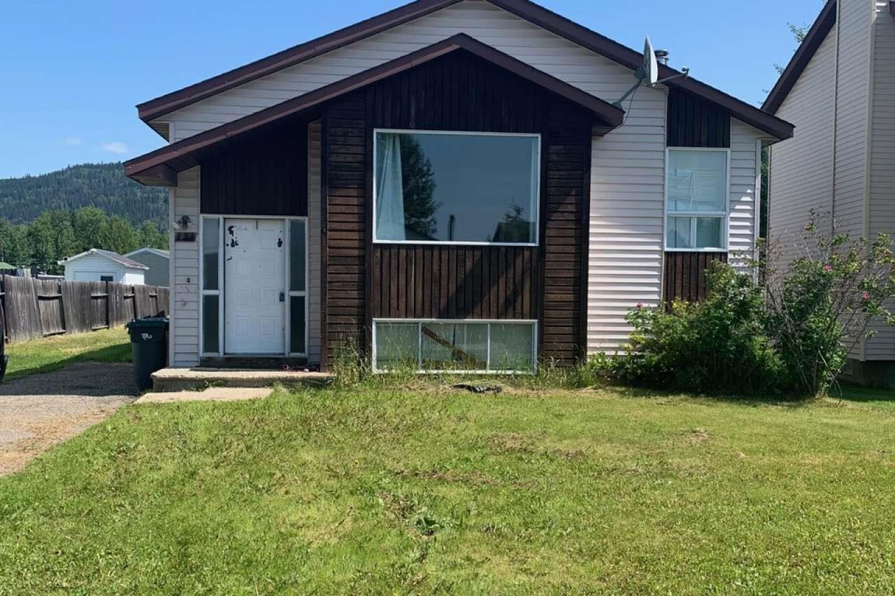 House for sale at 159 Fellers Ave Tumbler Ridge British Columbia - MLS: 179731