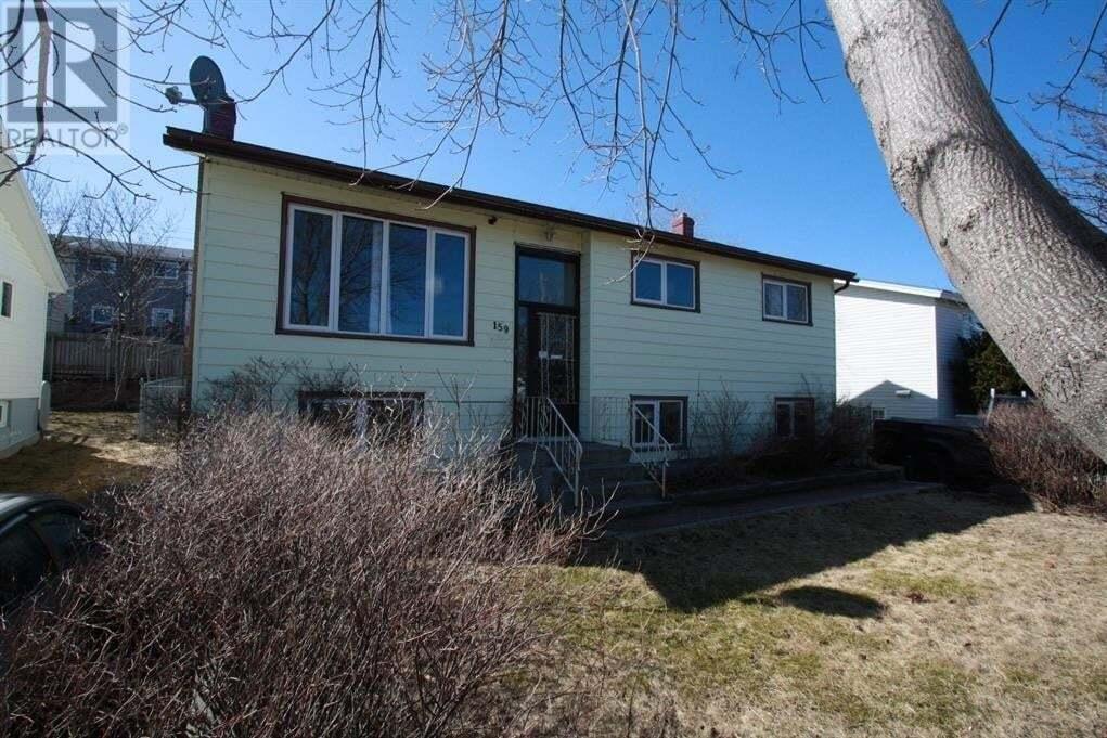 House for sale at 159 Higgins Line St John's Newfoundland - MLS: 1221452