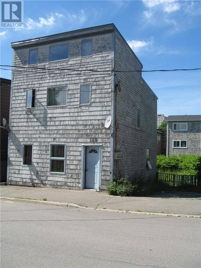 Townhouse for sale at 159 James St Saint John New Brunswick - MLS: NB030647