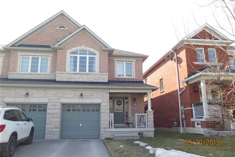 Townhouse for rent at 159 Jonas Millway  Whitchurch-stouffville Ontario - MLS: N4397677