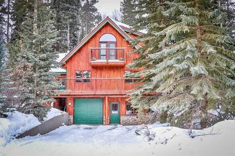 House for sale at 159 Mcneill  Canmore Alberta - MLS: C4291409