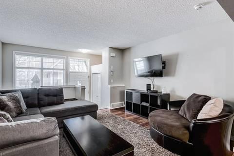Townhouse for sale at 159 New Brighton Villa(s) Southeast Calgary Alberta - MLS: C4271244