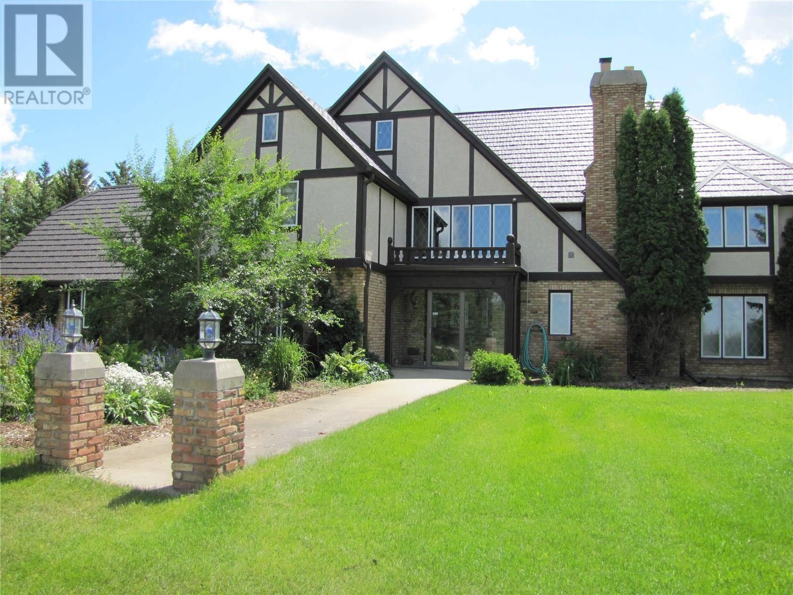 House for sale at 159 Schneider Acreage  Sherwood Rm No. 159 Saskatchewan - MLS: SK783643