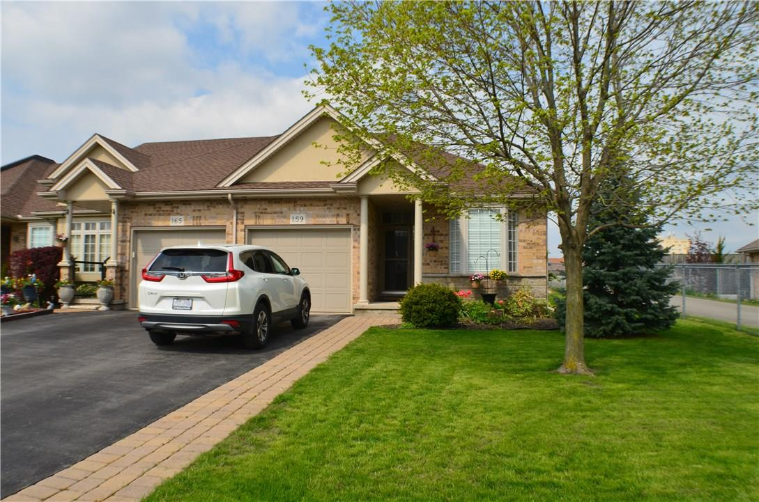 Removed: 159 Willow Landing Court, Welland, ON - Removed on 2019-06-22 07:39:05