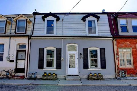 Townhouse for sale at 159 Wolseley St Toronto Ontario - MLS: C4736141