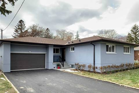 House for sale at 159 Yorkview Dr Toronto Ontario - MLS: C4708496